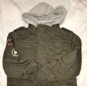 Boys  nannette moss bomber jacket